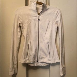 Rare lululemon Define Jacket Brushed - Sz 4